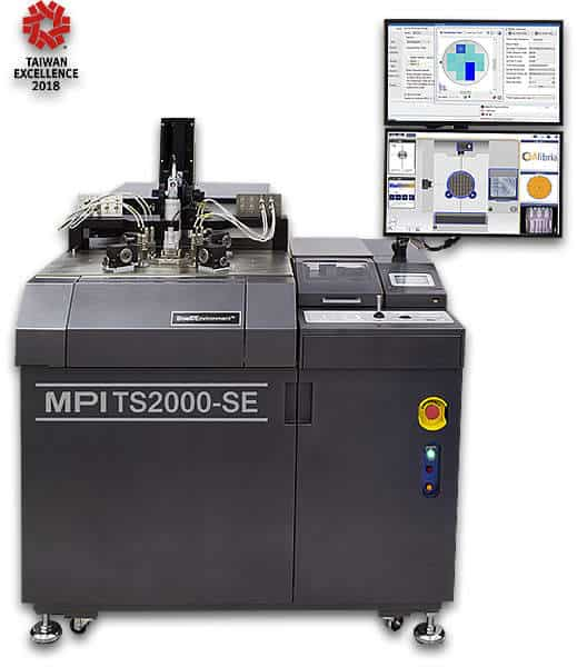 MPI TS2000-SE - 200 mm Automated Probe System with ShielDEnvironment™