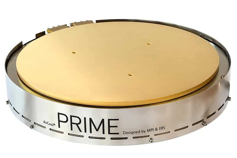 ERS electronic adds PRIME 200 to their AirCool® thermal chuck family