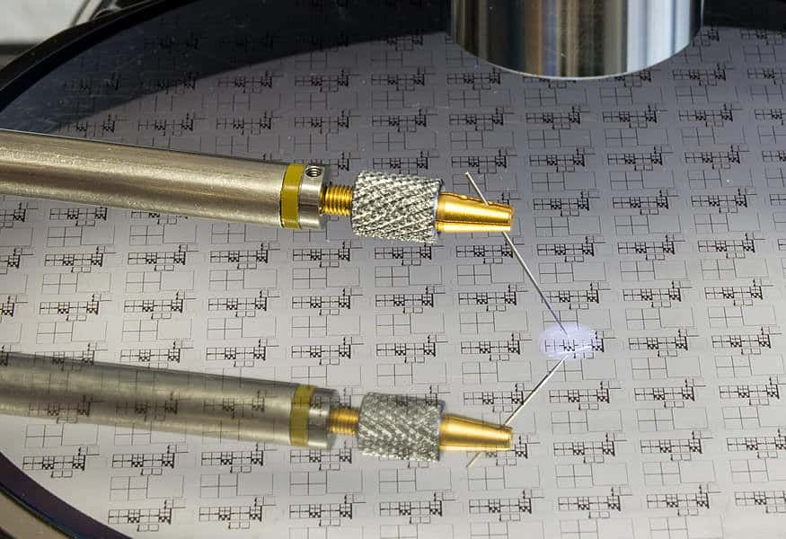 MPI DC Probes Tips Holders