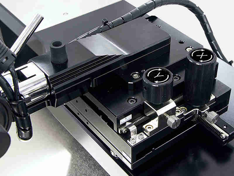 MPI Microscope Movement