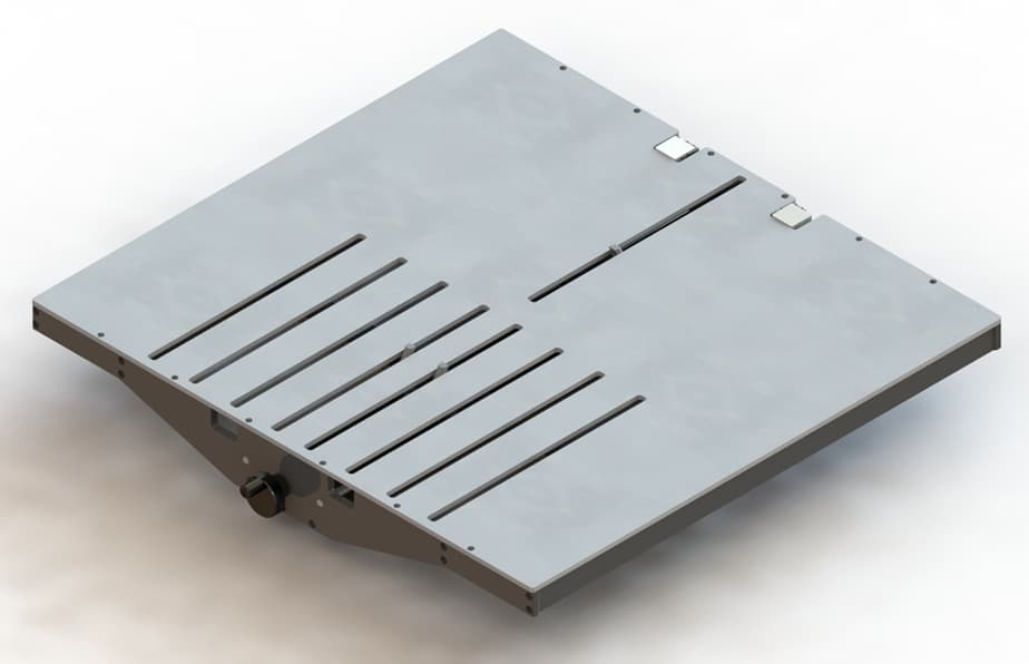 TS300-PCB – PCB Holder accommodates variety of ambient or 300 mm PRIME thermal chucks and/or a large holder