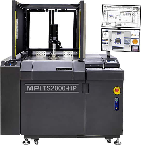MPI TS2000-HP - 200 mm High Power Automated Probe System